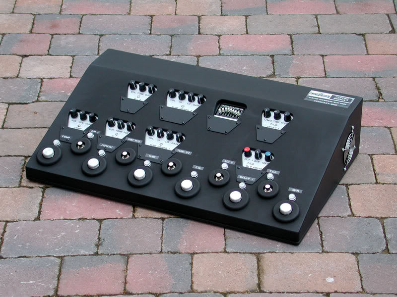 david gilmour 39 s pedal board let 39 s try this again effects bay. Black Bedroom Furniture Sets. Home Design Ideas