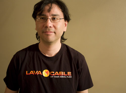 Lava Cable - Free Shirt Wednesday