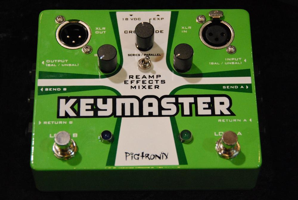 Pigtronix's Keymaster
