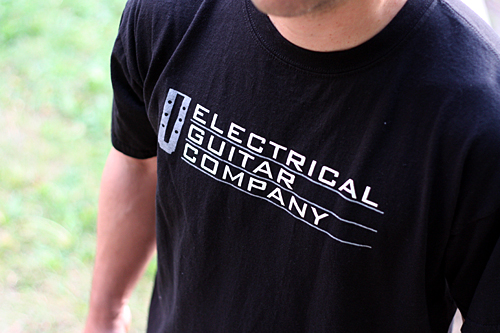 Free Shirt Wednesday - Electrical Guitar Company