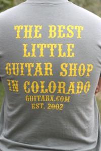 Free Shirt Wednesday - GuitarX