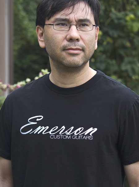 Free Shirt Wednesday - 9/7 - Emerson Custom Guitars