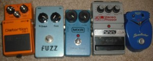 Pedal Line Friday 9/24 Josh McDowell Pedals AUX PEDALS