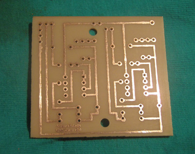 Etching my first Printed Circuit Board (PCB) - Effects Bay