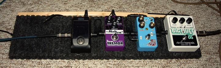 Pedal Line Friday - 10/8 - Ian McClintock
