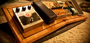 Thrown Pedalboard EmpireBoard