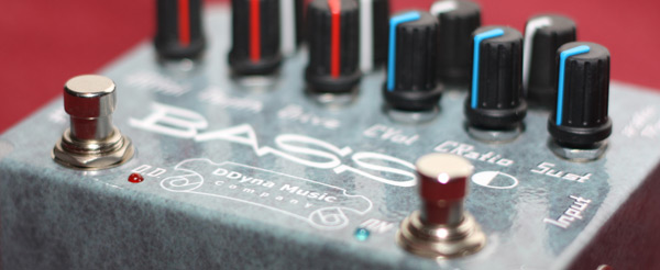 DDyna Bass 10 Compressor Overdrive Review