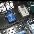 Pedal Board - Jerry Cantrell - Alice in Chains 1