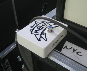 MGMT Analogman Pedal?