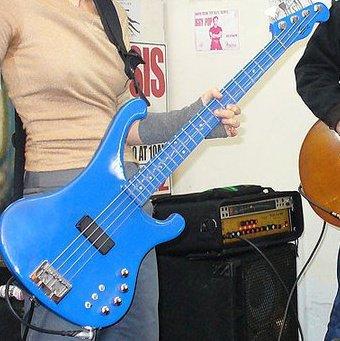 Stolen Bass - Kira of Black Flag