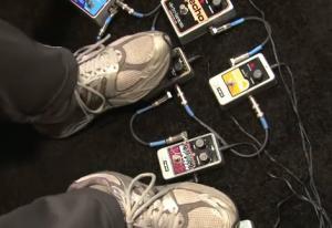 Electro-Harmonix Demos at Winter NAMM 2011