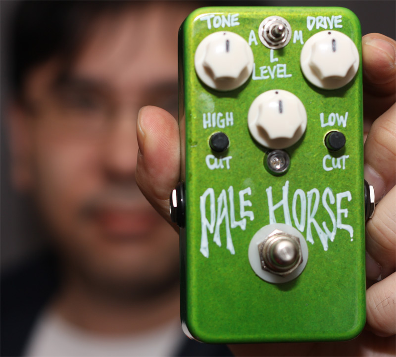 VFE Pale Horse Dynamic Overdrive Give Away!