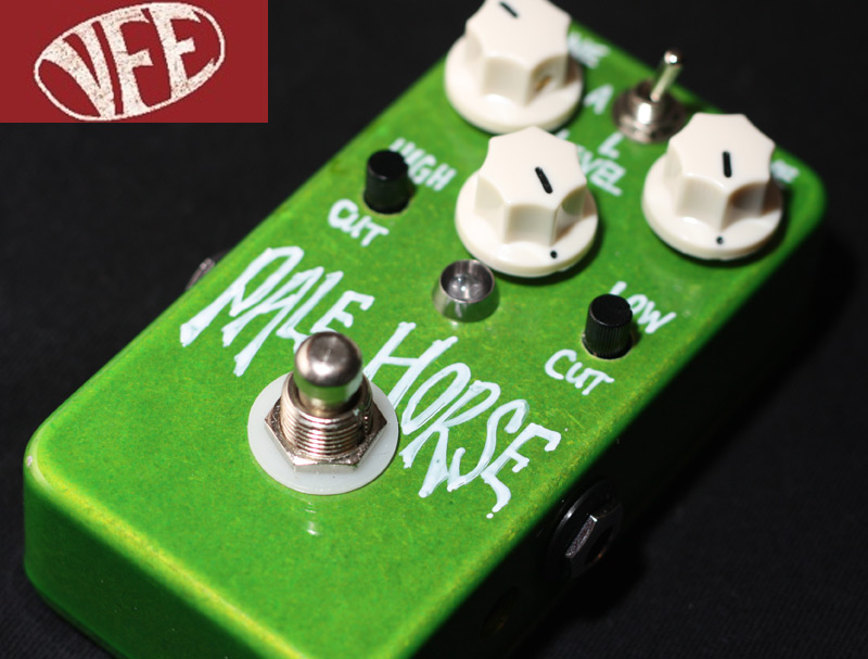 Pale Horse Dynamic Overdrive by VFE Pedals