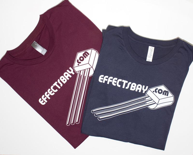 Official EffectsBay.com Transistor T-Shirt