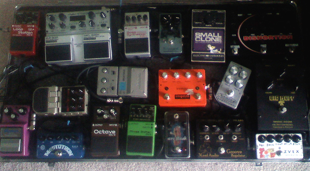 Pedal Line Friday - 3/4 - Ben Winn