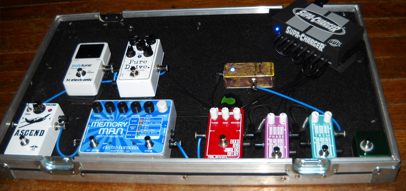 Pedal Line Friday - 4/8 - Noah Mackey