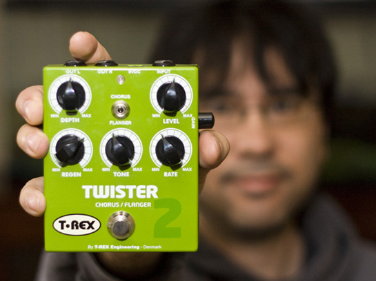 T-Rex Twister 2 Give Away