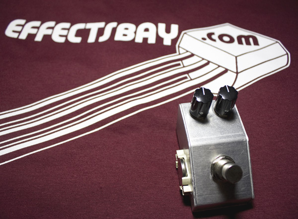 ToneButcher Pocket Pus w/EffectsBay t-shirt