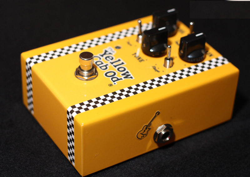 Review of the Favoretti's Yellow Cab Overdrive
