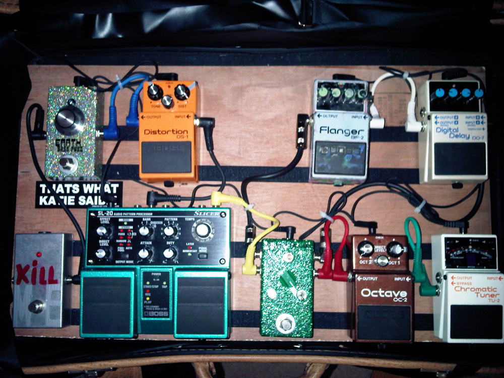 Pedal Line Friday (Saturday Edition) - 5/28 - Ashley Emery