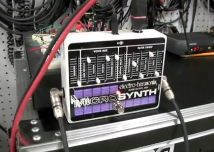 shotgunnmods, LLS - EHX Micro Synth Mod