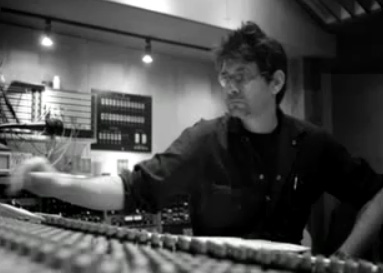 Steve Albini - Electrical Audio - Studio A Control Room