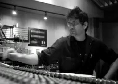 Steve Albini - Electrical Audio - Studio A Control Room