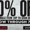 Guitar Center 10 Day 10% sale!