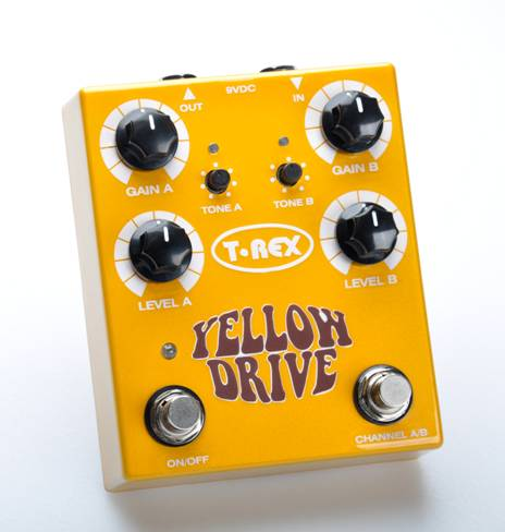 T-Rex Effects & Guitar Center Announce New Exclusive Pedals