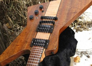 Rukavina Guitars Explorer
