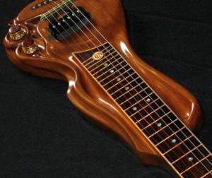 Rukavina Guitars Lapsteel
