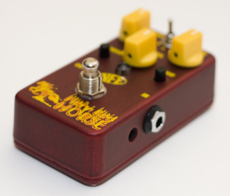 VFE Pedals Fiery Red Horse Fuzz Demo