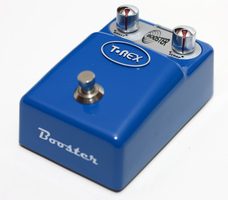 Demo of the T-Rex Tonebug Booster
