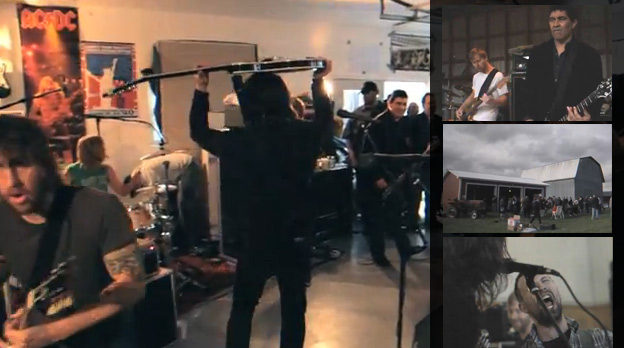 Foo Fighters Garage Tour