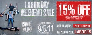 Labor Day Sale - Guitar Center