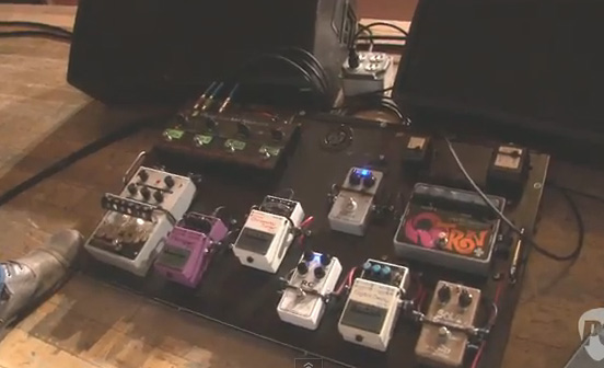 G.Love Pedalboard Break Down
