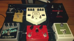 Pedal Line Friday - 9/30 - Jeffrey Bailey - Updated