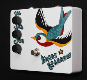 Flickinger Tone Boxes - Angry Sparrow Demo