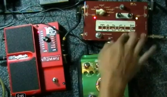 Jreng Paranoid Android Videosong Effects Bay