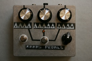 Marrs Pedals - Fuzz Light Year