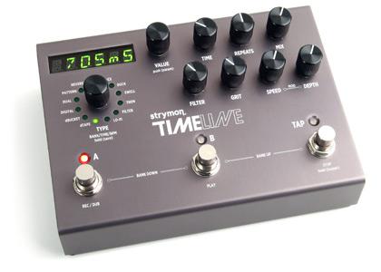 Strymon TimeLine - Lo-Fi Delay Machine