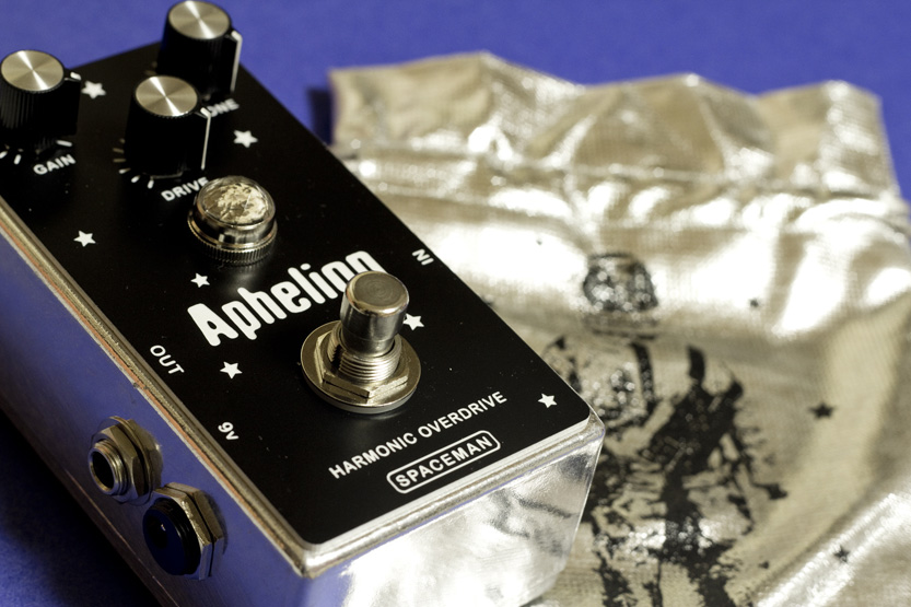 Spaceman Effects Aphelion Harmonic Overdrive Demo