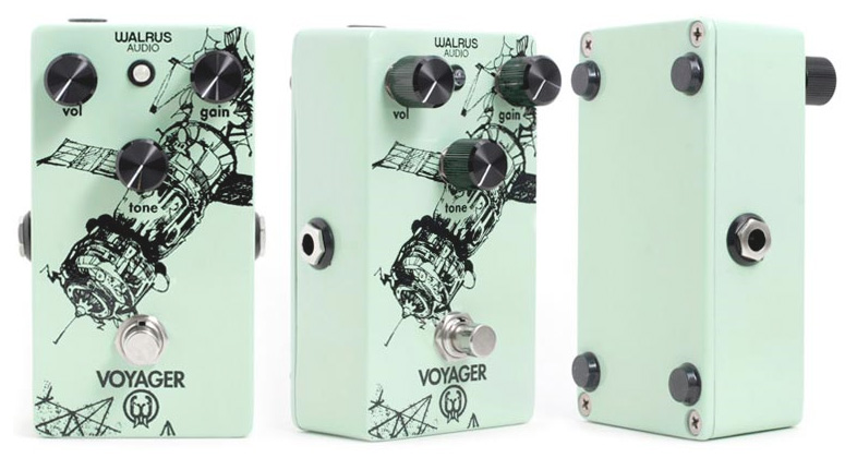 Walrus Audio - Voyager Give Away - Reminder
