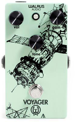 Walrus Audio - Voyager Overdrive Give Away