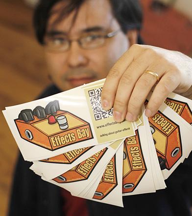 EffectsBay Sticker Give Away - Get One!
