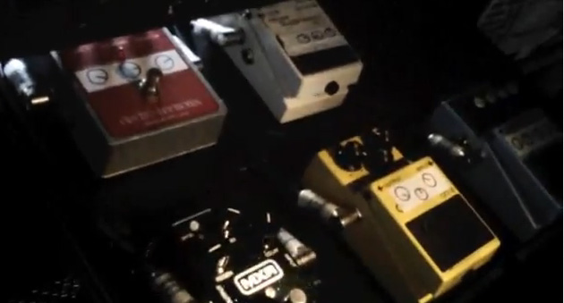 Pedal Line Breakdown - Richie Faulkner - Judas Priest