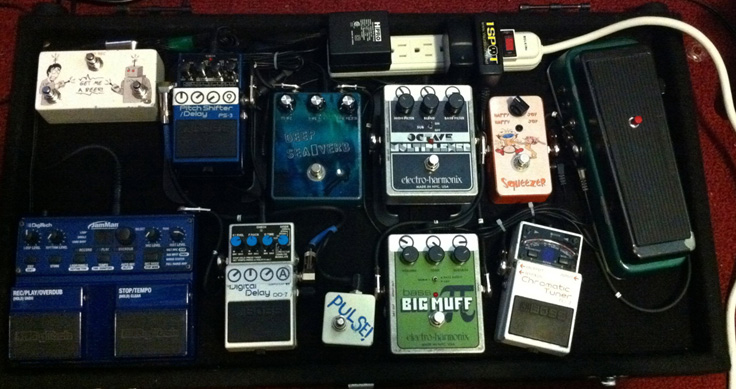 Pedal Line Friday - 12/1 - Matt Streit