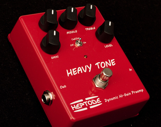 HEPTODE Heavy Tone Demo