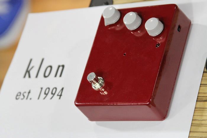2012 Klon at NAMM