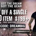 Musician's Friend - Dare to Dream Big Sale